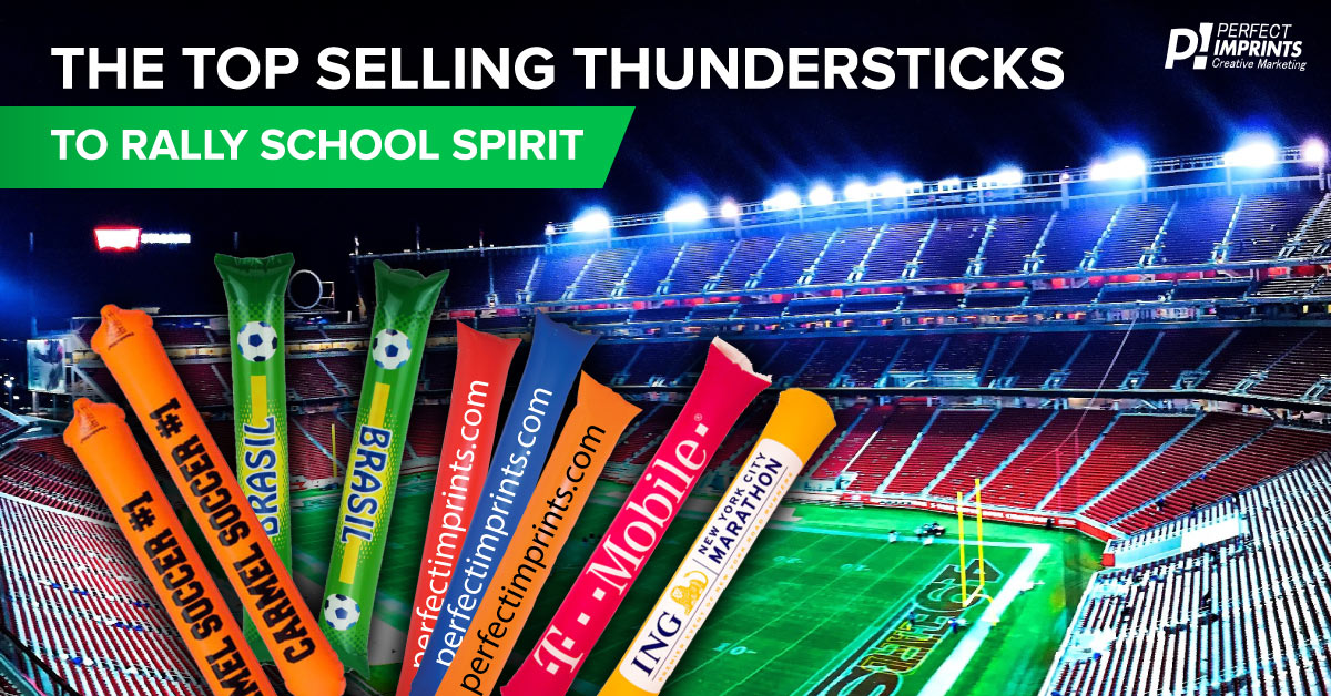Top Selling Thundersticks to Rally School Spirit