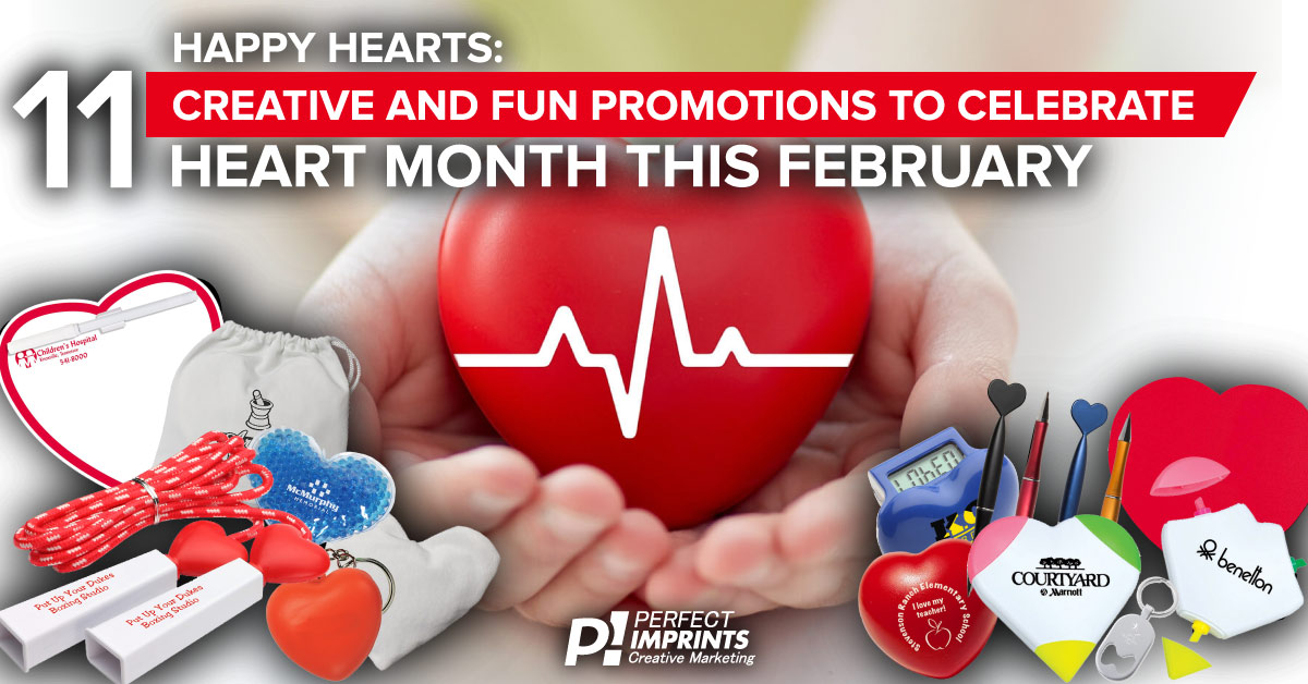 11 Ideas for Heart Month this February
