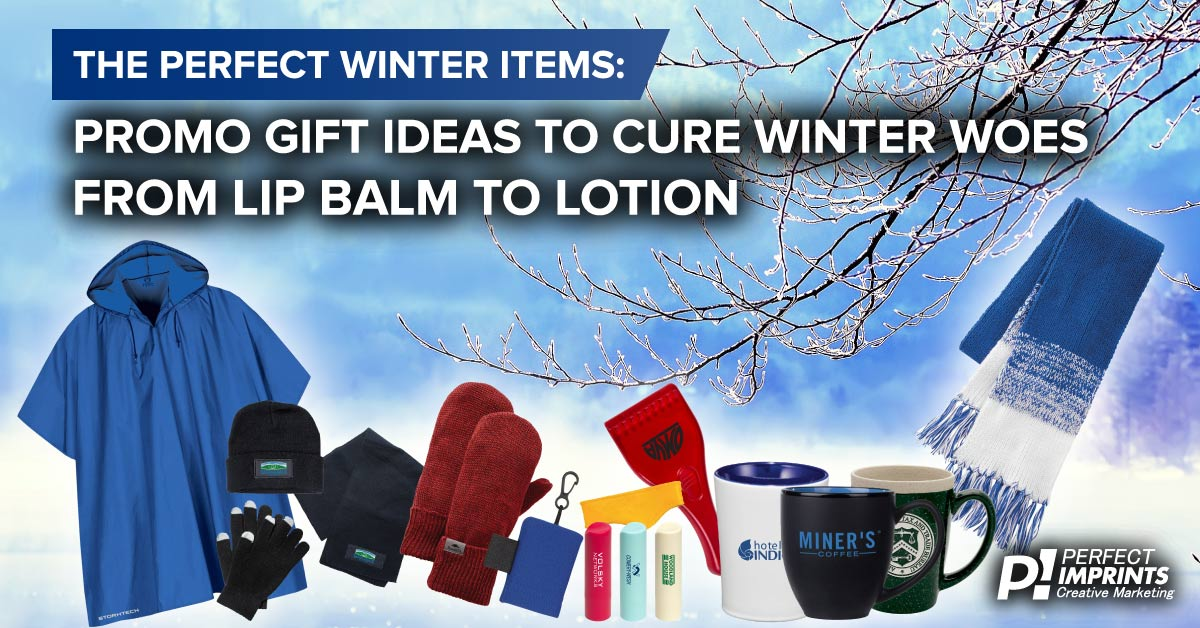 The Perfect Winter Promotional Items