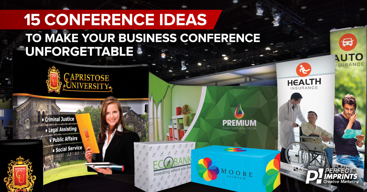 15 Ideas For Your Next Trade Show