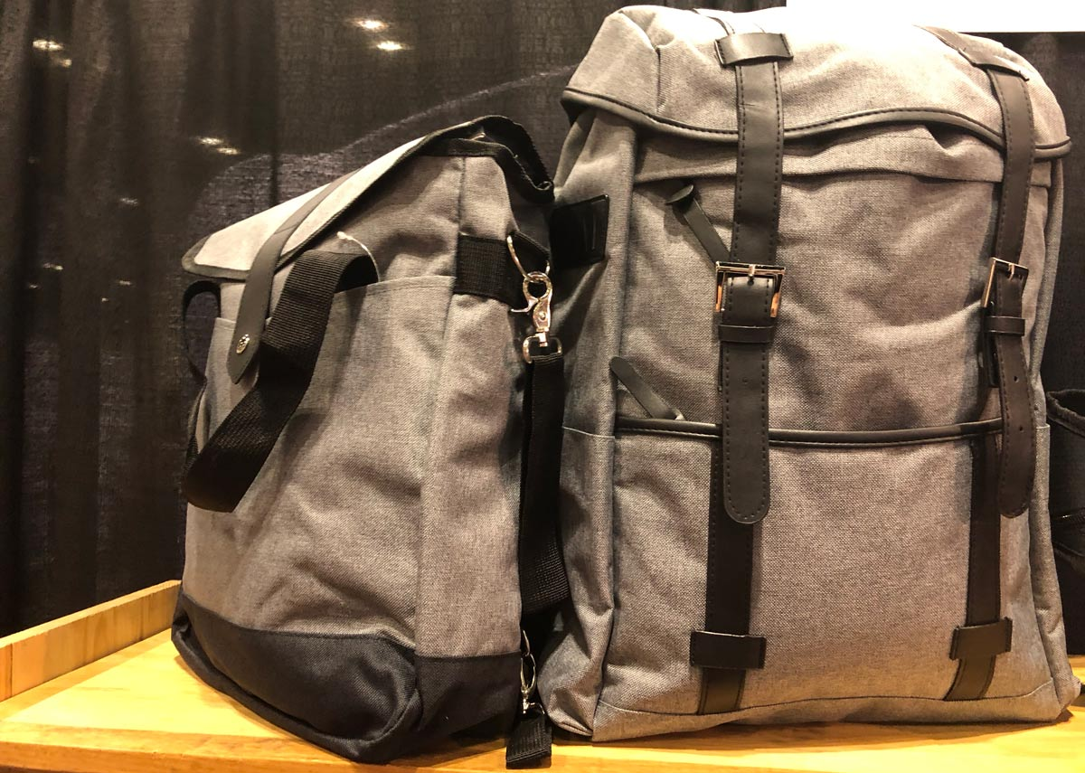Custom Canvas Bags and Backpacks