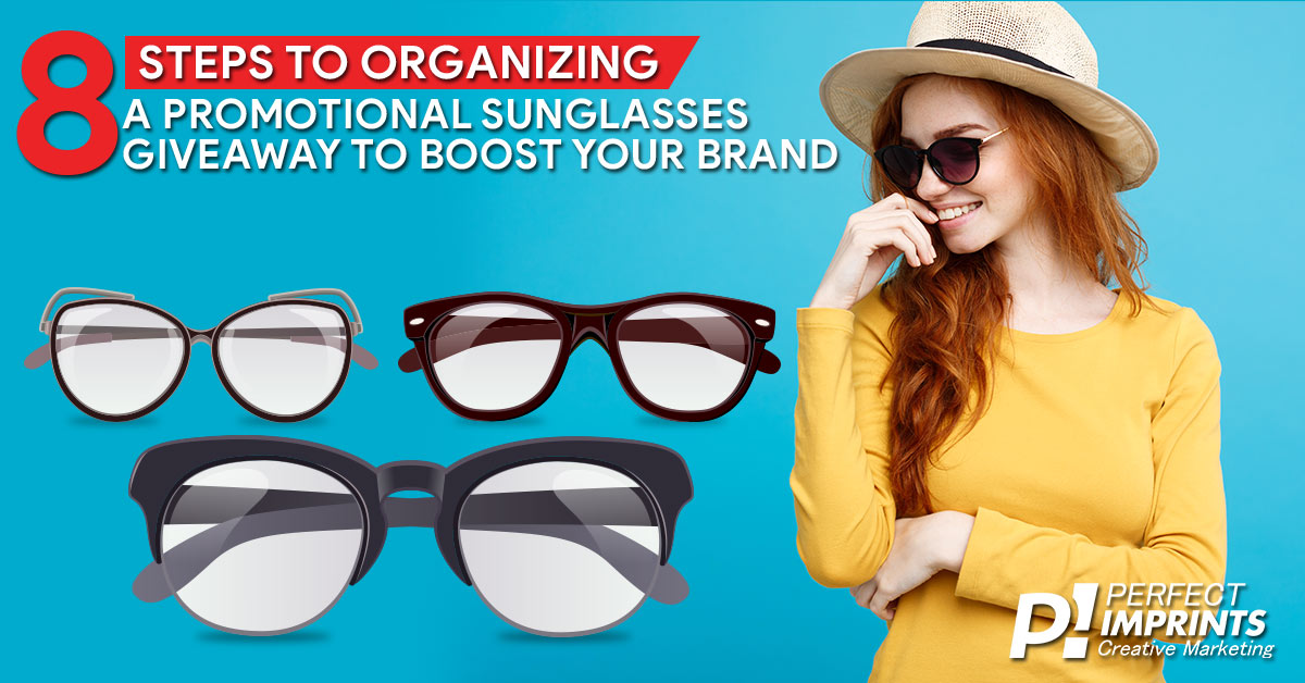 Ideas for Promotional Sunglasses