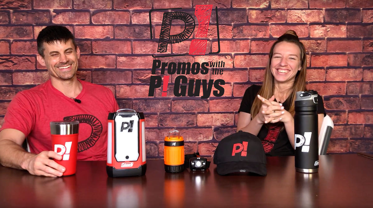 Promos with the P! Guys - Episode 23 - Promotional Headlamps and Lanterns