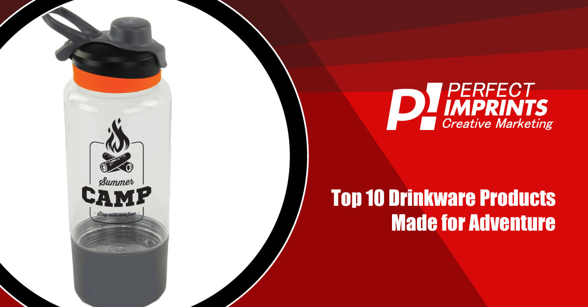 Top 10 custom water bottles for Adventure