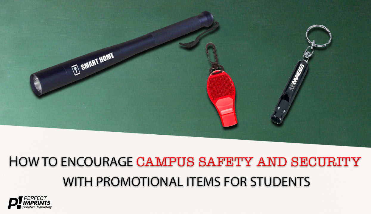 School Campus Promotional Items