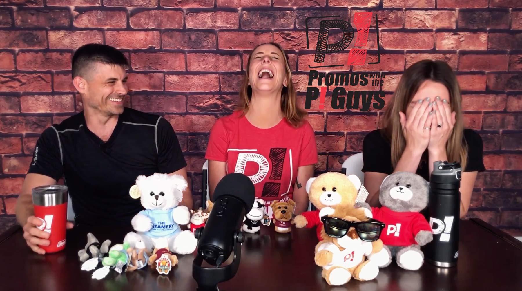Episode 26 - Custom Stuffed Animals