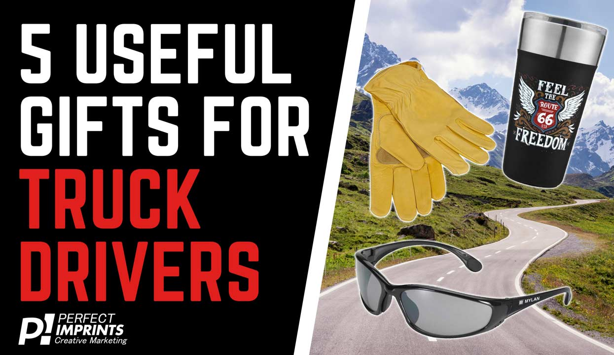 5 Useful Gifts for Truck Drivers