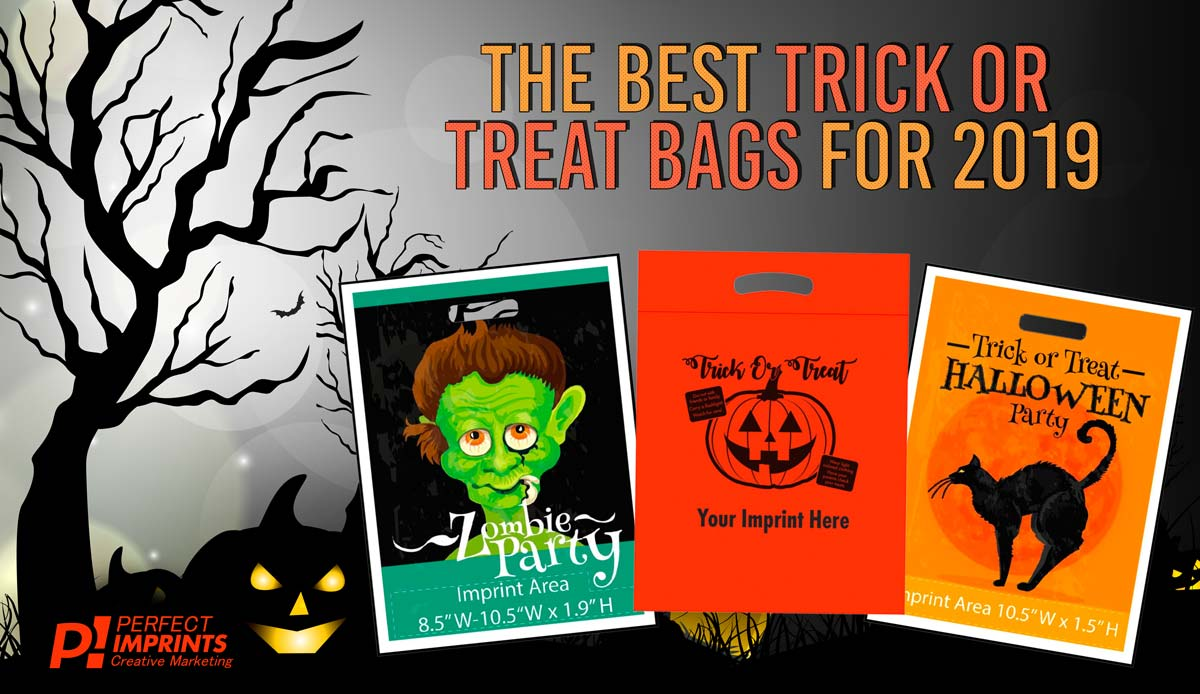 The best custom Halloween bags for 2019.