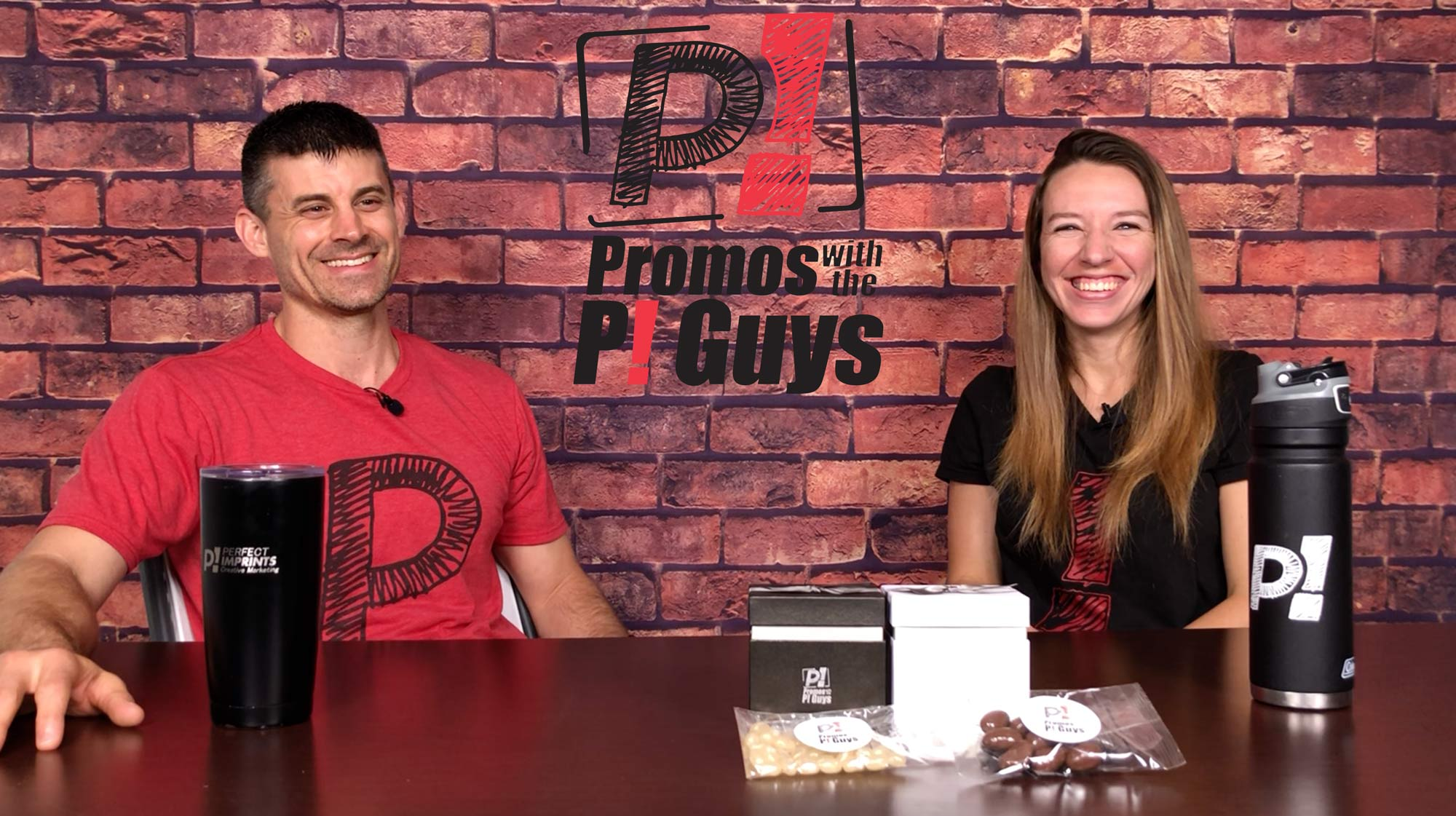 Promos with the P! Guys - Episode 33 - Corporate Chocolate Gifts