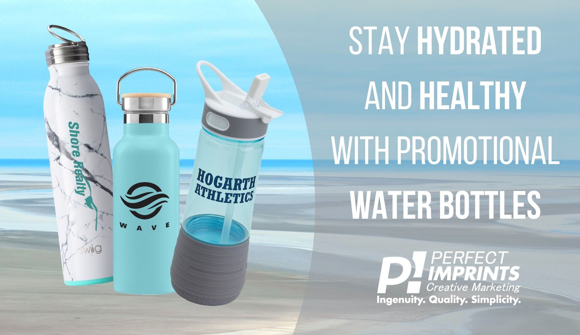 Stay Hydrated and Healthy with Promotional Water Bottles