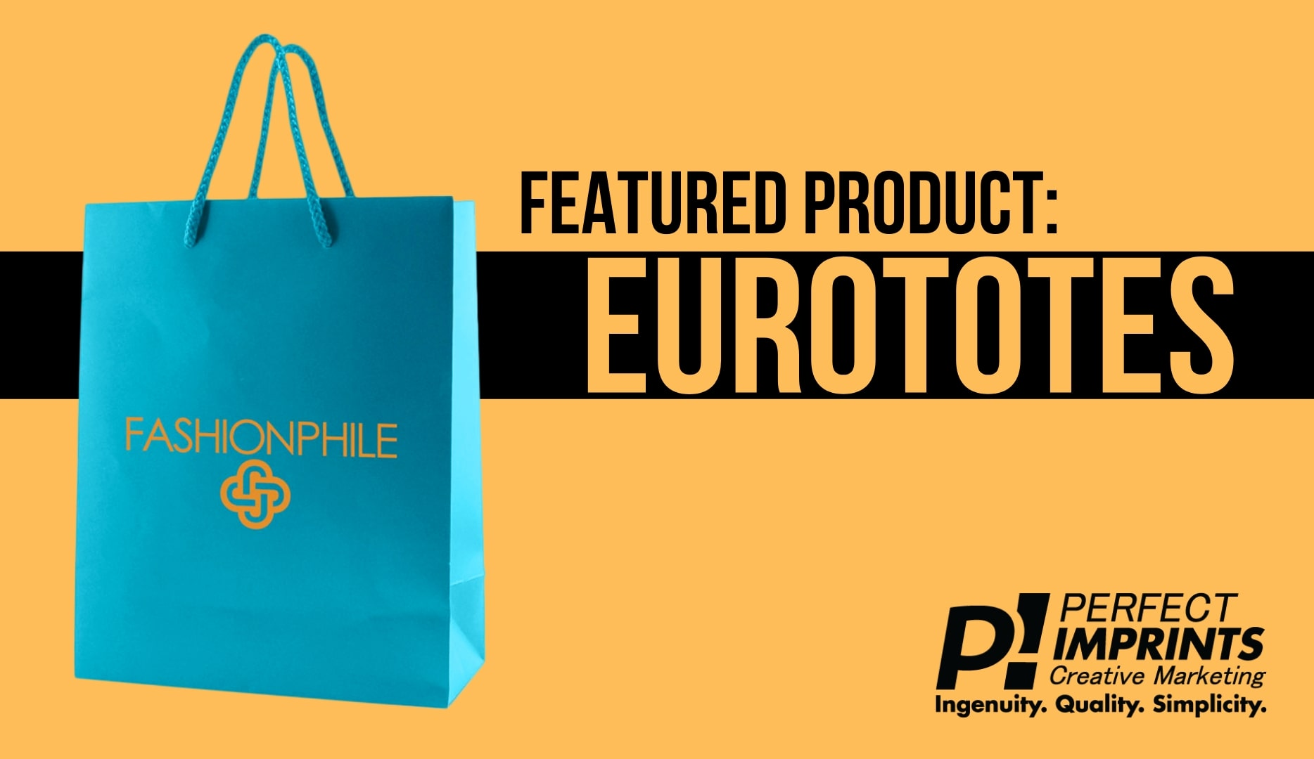 Euro Totes: Product of the Week