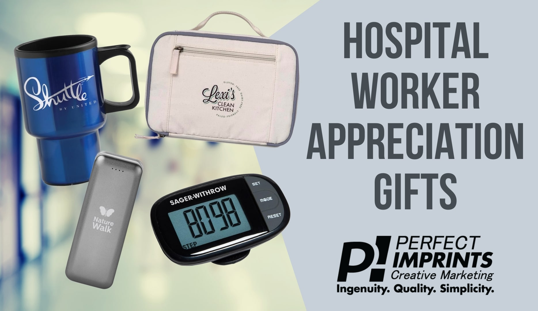 Gifts for Nurses and Hospital Workers