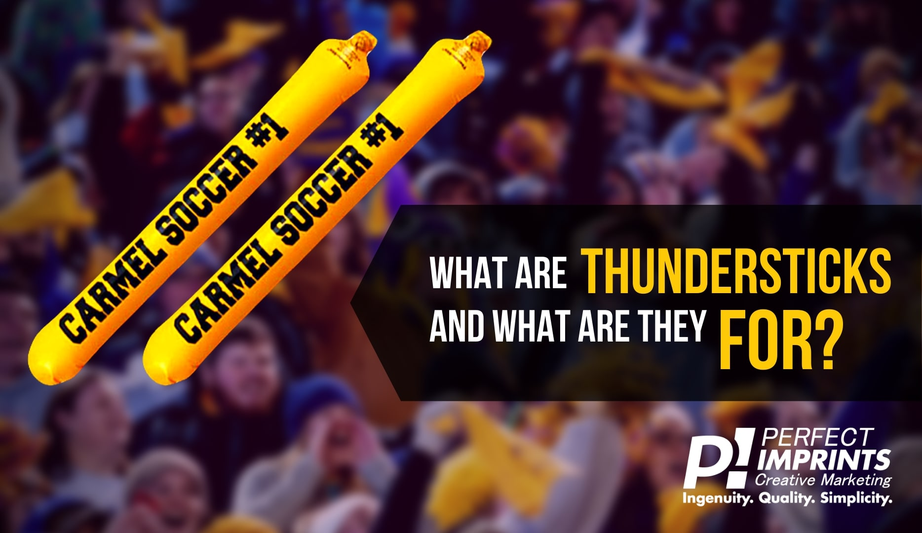 What Are Thunder Sticks And What Are They For?