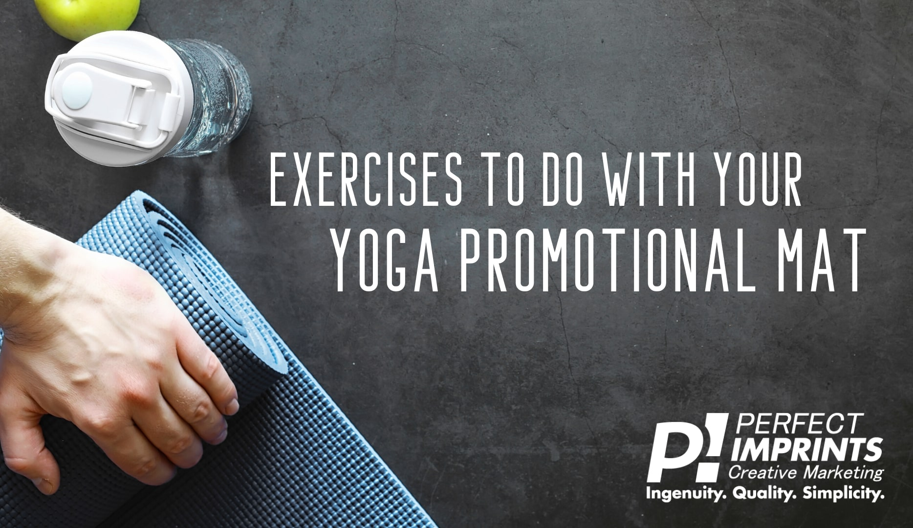 Exercises To Do With Your Yoga Promotional Mats