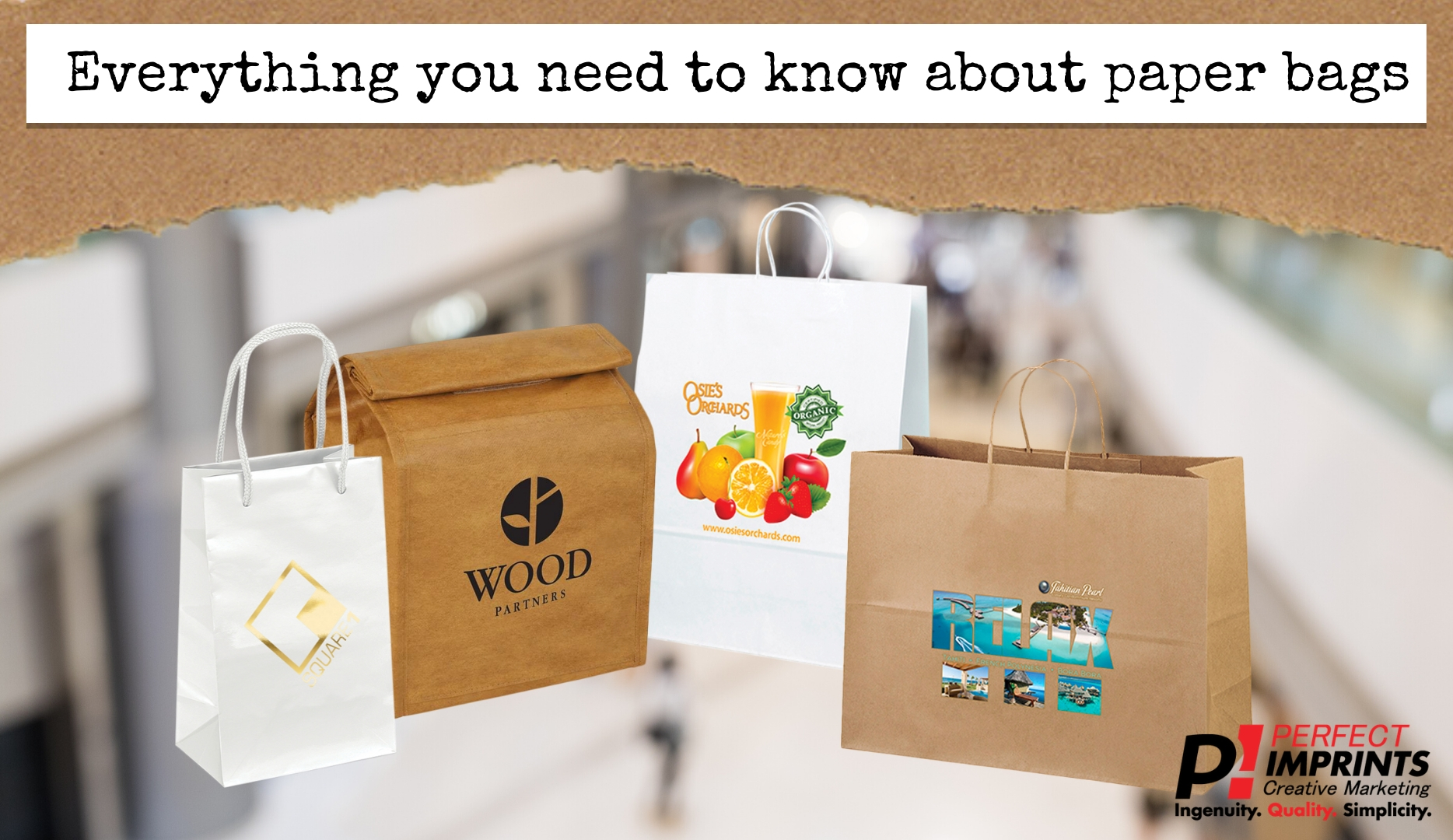 Everything you Need to Know about Paper Bags